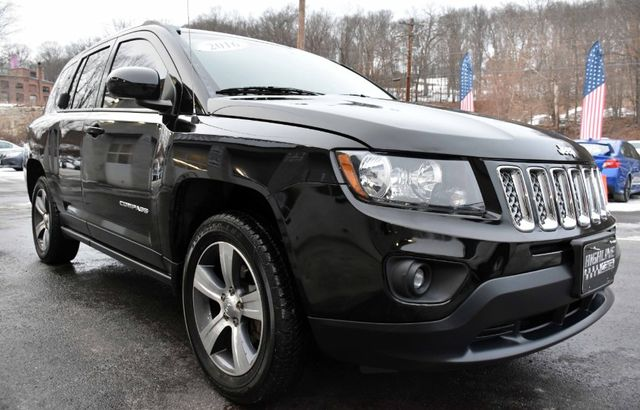 2016 Jeep Compass High Altitude Edition Waterbury, Connecticut 9