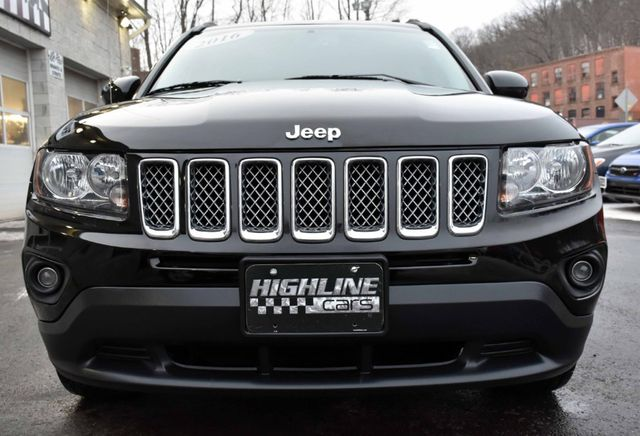 2016 Jeep Compass High Altitude Edition Waterbury, Connecticut 10
