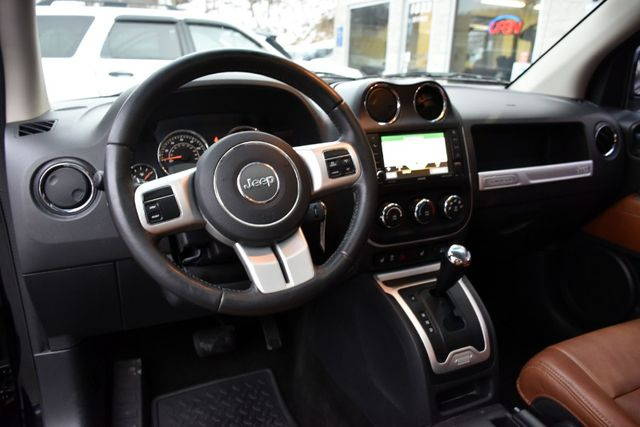 2016 Jeep Compass High Altitude Edition Waterbury, Connecticut 17
