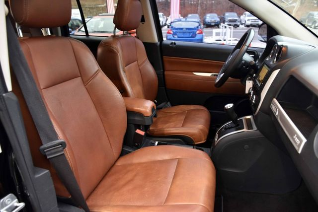 2016 Jeep Compass High Altitude Edition Waterbury, Connecticut 21