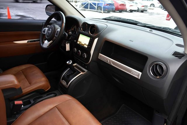 2016 Jeep Compass High Altitude Edition Waterbury, Connecticut 22