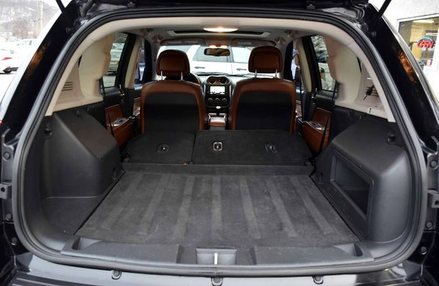 2016 Jeep Compass High Altitude Edition Waterbury, Connecticut 28