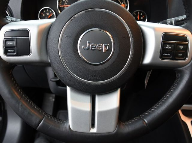 2016 Jeep Compass High Altitude Edition Waterbury, Connecticut 30