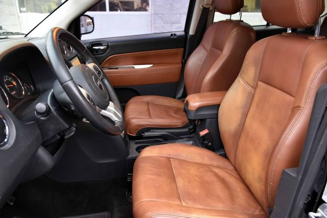 2016 Jeep Compass High Altitude Edition Waterbury, Connecticut 3