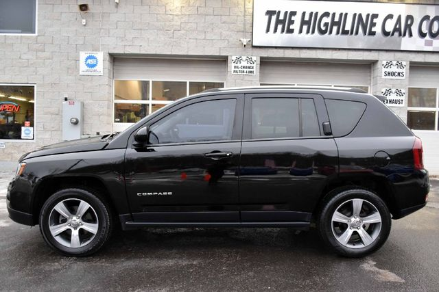 2016 Jeep Compass High Altitude Edition Waterbury, Connecticut 4