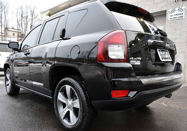 2016 Jeep Compass High Altitude Edition Waterbury, Connecticut 5