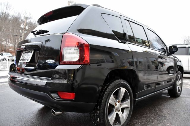 2016 Jeep Compass High Altitude Edition Waterbury, Connecticut 7