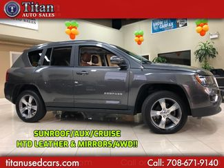 2016 Jeep Compass High Altitude Edition in Worth, IL 60482