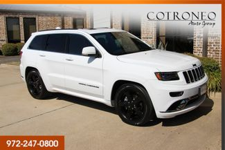 2016 Jeep Grand Cherokee Overland High Altitude 4WD in Addison TX, 75001