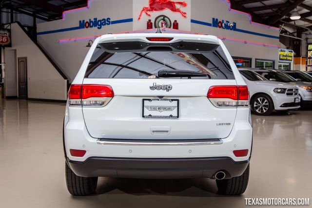2016 Jeep Grand Cherokee Limited in Addison Texas, 75001