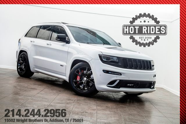 2016 Jeep Grand Cherokee SRT Supercharged w/ Over $20k In Upgrades in Addison, TX 75001