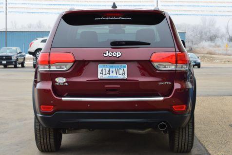 2016 Jeep Grand Cherokee Limited 4x4 in Alexandria, Minnesota