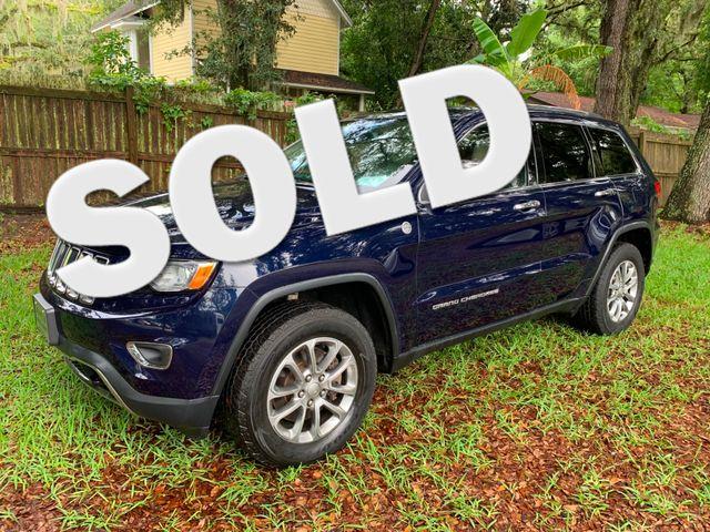 2016 Jeep Grand Cherokee Limited Amelia Island, FL