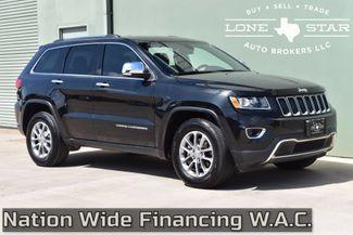 2016 Jeep Grand Cherokee Limited   Arlington, TX   Lone Star Auto Brokers, LLC-[ 2 ]