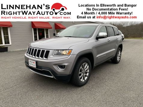 2016 Jeep Grand Cherokee Limited in Bangor