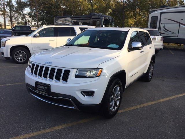 2016 Jeep Grand Cherokee Limited Lux 2 Pkg in Boerne, Texas 78006
