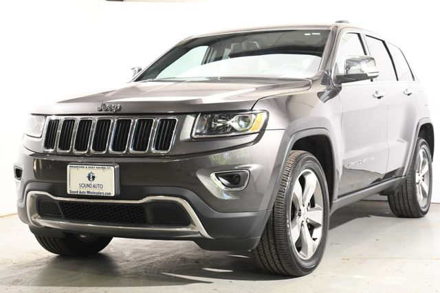 "2016 Jeep Grand Cherokee Limited V8/ 20"" Wheels/ Nav/ Sunroof"