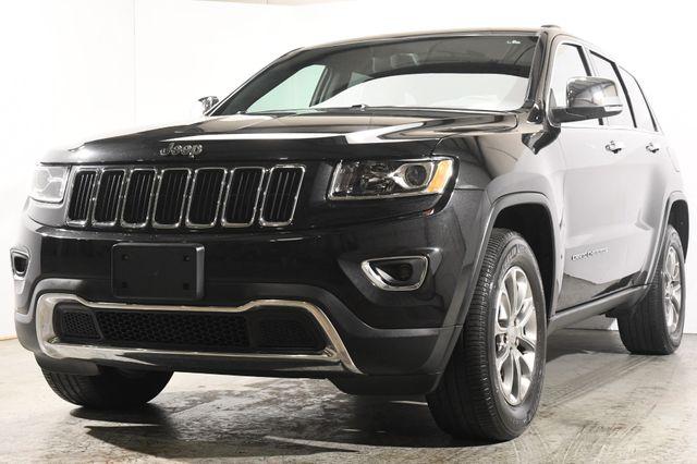 2016 Jeep Grand Cherokee Limited w/ Nav / Sunroof