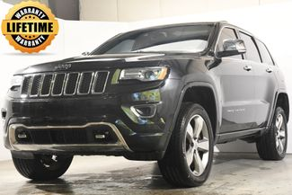 2016 Jeep Grand Cherokee Overland in Branford, CT 06405