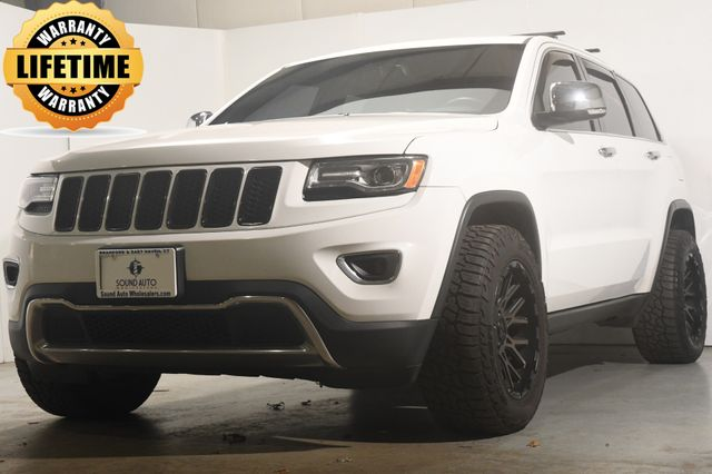 2016 Jeep Grand Cherokee Limited in Branford, CT 06405