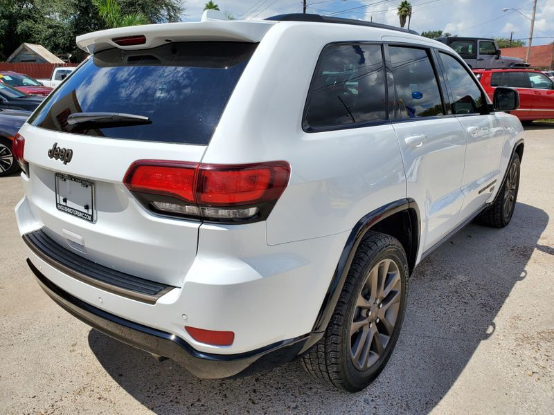 2016 Jeep Grand Cherokee Limited 75th Anniversary  Brownsville TX  English Motors  in Brownsville, TX