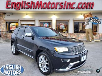 2016 Jeep Grand Cherokee Summit in Brownsville, TX 78521