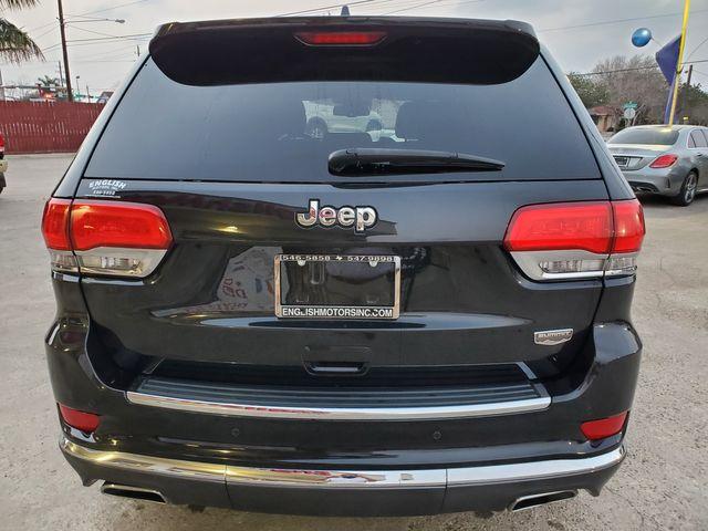 2016 Jeep Grand Cherokee Summit in Brownsville, TX 78521