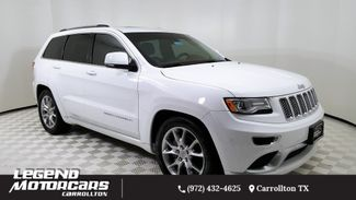 2016 Jeep Grand Cherokee Summit in Carrollton TX, 75006