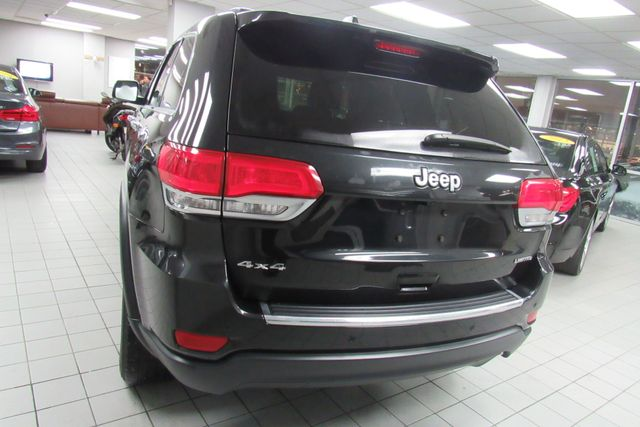 2016 Jeep Grand Cherokee Limited W/ BACK UP CAM Chicago, Illinois 9