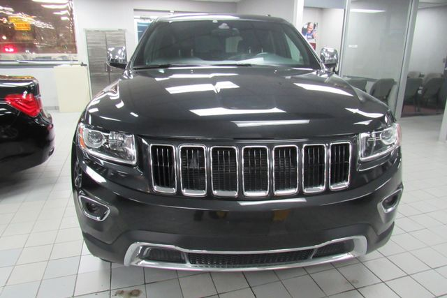 2016 Jeep Grand Cherokee Limited W/ BACK UP CAM Chicago, Illinois 1