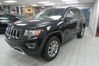2016 Jeep Grand Cherokee Limited W/ BACK UP CAM Chicago, Illinois 3