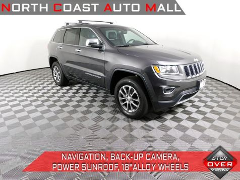 2016 Jeep Grand Cherokee Limited in Cleveland, Ohio