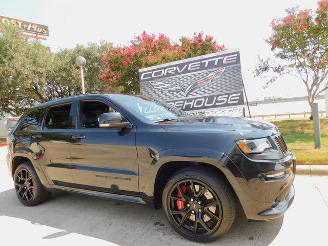 2016 Jeep Grand Cherokee SRT Night 4x4, 27N PKG, NAV, Sunroof, Only 43k in Dallas, Texas 75220