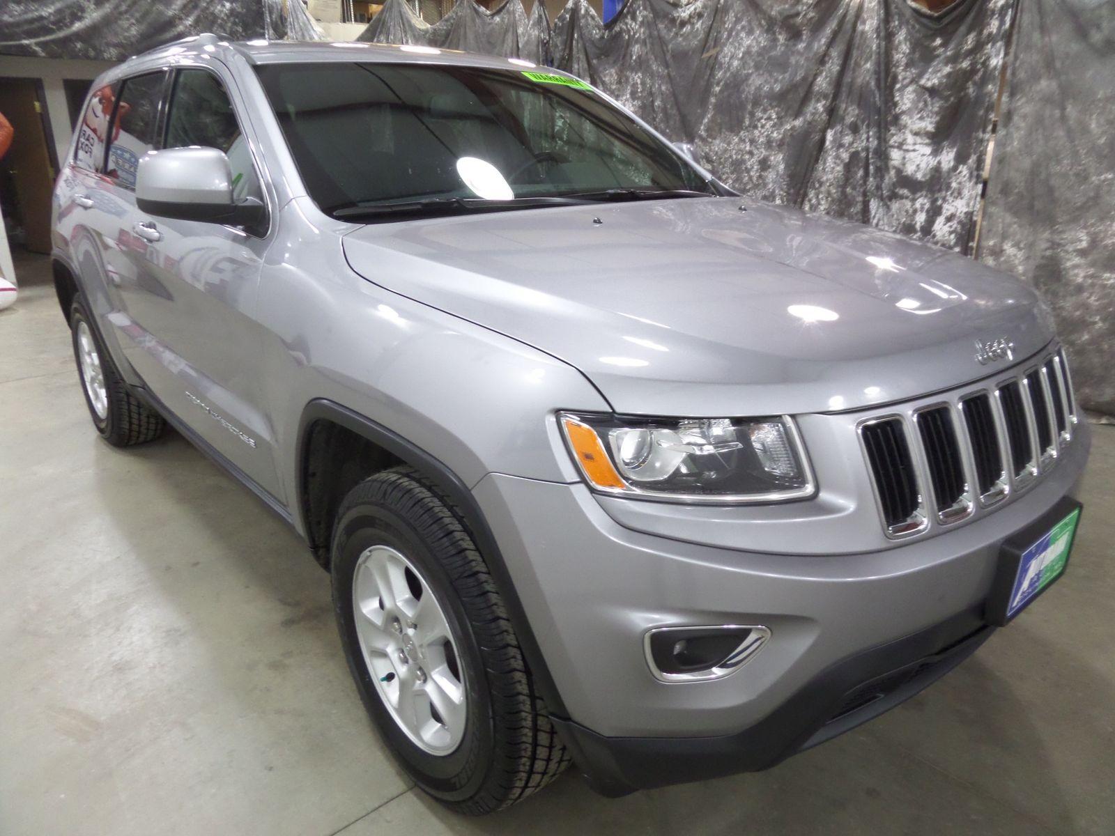 2016 Jeep Grand Cherokee Laredo City Nd Autorama Auto Sales In Dickinson