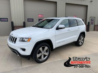 2016 Jeep Grand Cherokee Limited in Gifford, IL 61847