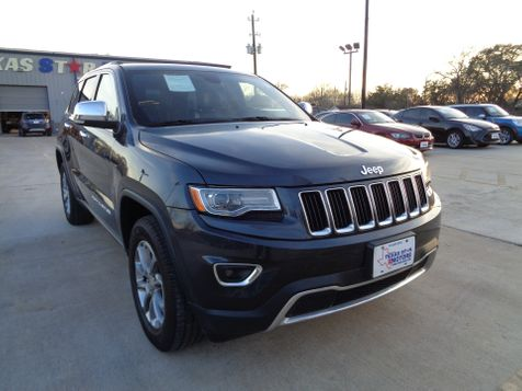 2016 Jeep Grand Cherokee Limited in Houston