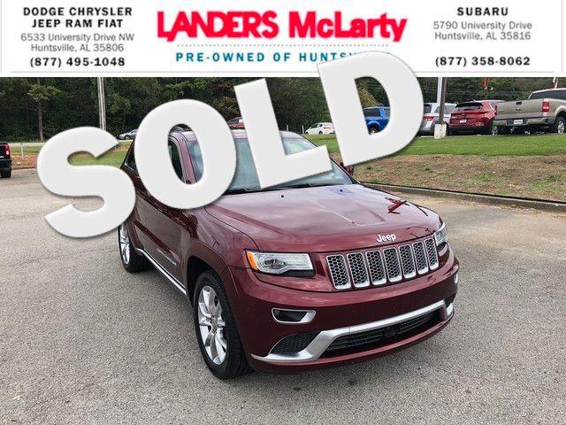 2016 Jeep Grand Cherokee Summit | Huntsville, Alabama | Landers Mclarty DCJ & Subaru in  Alabama