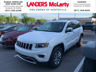 2016 Jeep Grand Cherokee Limited | Huntsville, Alabama | Landers Mclarty DCJ & Subaru in  Alabama