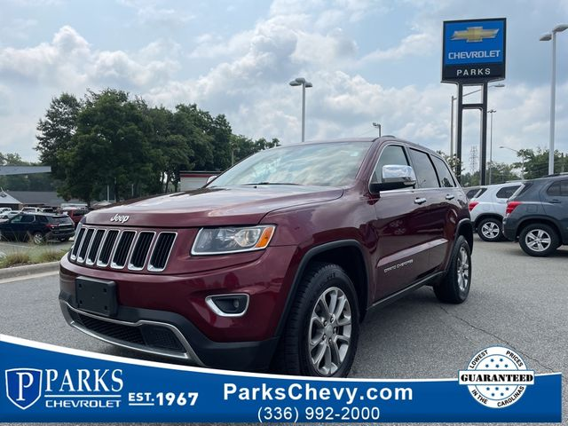 2016 Jeep Grand Cherokee Limited in Kernersville, NC 27284