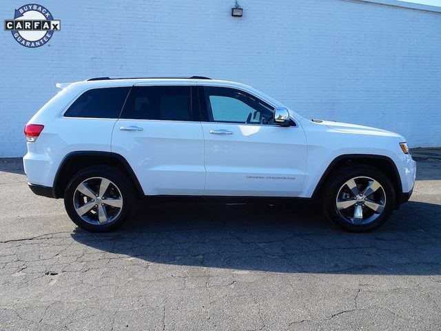 2016 Jeep Grand Cherokee Limited Madison, NC 1