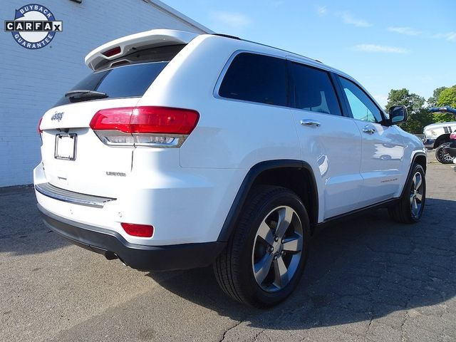 2016 Jeep Grand Cherokee Limited Madison, NC 2