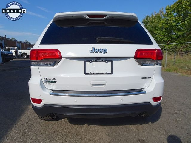 2016 Jeep Grand Cherokee Limited Madison, NC 3