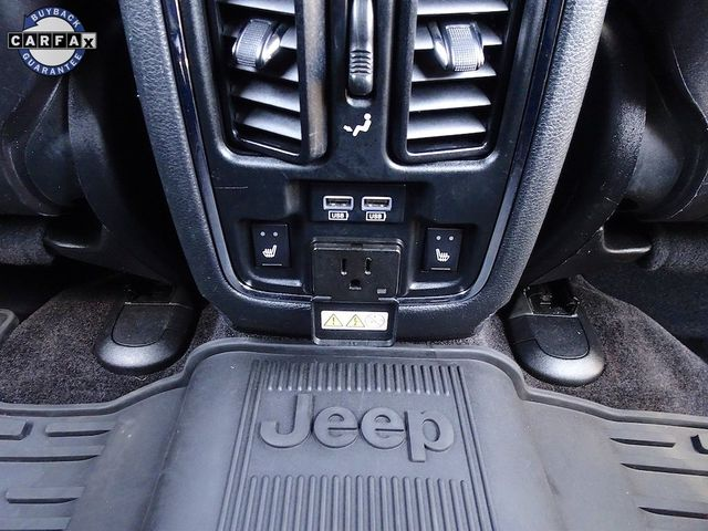 2016 Jeep Grand Cherokee Limited Madison, NC 36