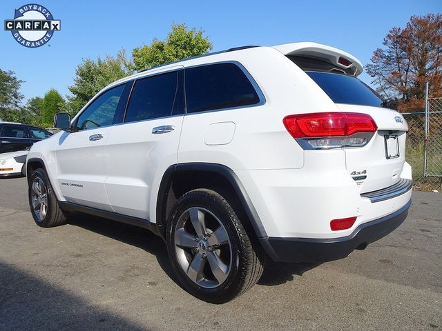 2016 Jeep Grand Cherokee Limited Madison, NC 4