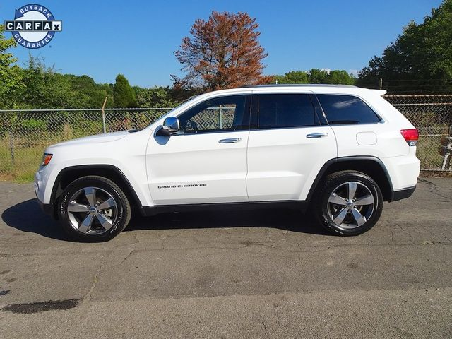 2016 Jeep Grand Cherokee Limited Madison, NC 5