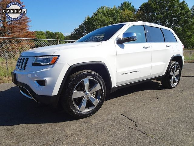 2016 Jeep Grand Cherokee Limited Madison, NC 6