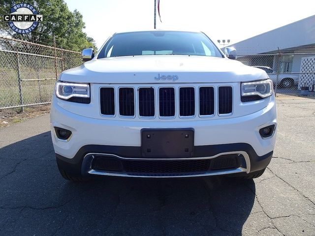 2016 Jeep Grand Cherokee Limited Madison, NC 7