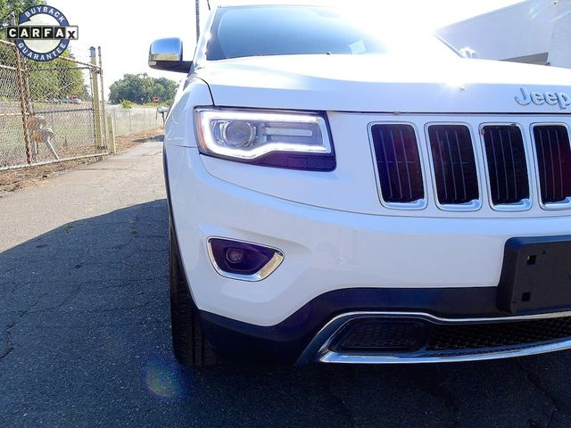 2016 Jeep Grand Cherokee Limited Madison, NC 8