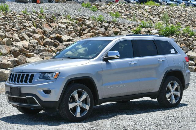 2016 Jeep Grand Cherokee Limited Naugatuck, Connecticut