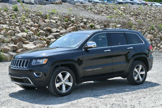 2016 Jeep Grand Cherokee Limited 4WD Naugatuck, Connecticut 2